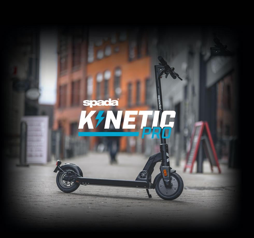 SPADA Kinetic Electric Scooter